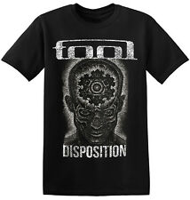 Tool T Shirt Cool New Unisex Black Graphic Print Heavy Rock Band Tees 1-A-201