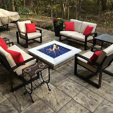 Crushed Fire Glass | Indoor & Outdoor Fire Pits or Fireplaces