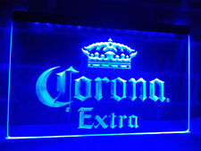 Cool Corona Extra Home Decor LED Neon Sign Light Cafe Beer Bar Plate Club Pub