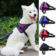Pet Dogs Puppy Cats Adjustable Support Harness Soft Padded Vest Clothes Braces