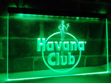 New Cool Chic Havana Rum Wine Neon Sign Light Cafe Beer Bar Plate Club Pub Gift