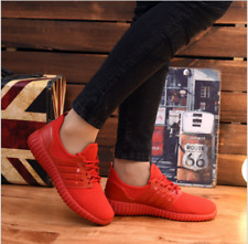 @New Women girls Sneakers Sports Athletic Leisure Running Flat Trainers Shoes