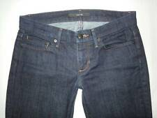 Joes Rocker Jeans Womens Flare Bluejeans #3350 Size 26 Dark Wash