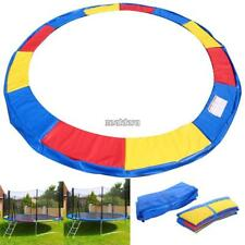 Safety Pad Round Frame Pad Cover Replacement for 10FT/12FT/14FT/15FT Trampoline@