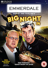 Emmerdale - Paddy And Marlon's Big Night In (DVD, 2011) NEW