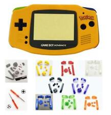 GBA Nintendo Game Boy Advance Replacement Housing Shell Screen Pokemon BUTTONS!