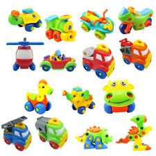 Kids Baby Cute Puzzle Educational Toy DIY Disassembly Assembly Cartoon Toys PICK