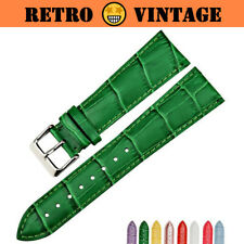JADEITE Genuine Leather Watch Strap Band 12mm-22mm for Gucci Watch