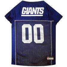 Pets First New York Giants NFL Mesh Jersey