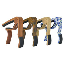 Quick Trigger Change Capo Clamp for Acoustic Folk Electric Guitar Musical Parts