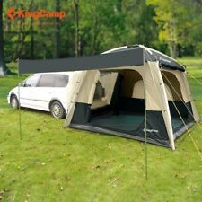 Outdoor Camping Self-driving Travelling Double Layer Camping Tent