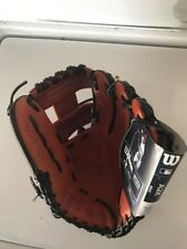 """New With Tags Wilson A2k Di88 Pro Stock Select Leather 11.25"""" Baseball Glove"""