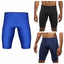 Mens Compression Shorts Quick Dry Sports Tight GYM Fitness Short Pants Swimwear