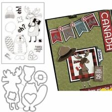 Crafts Cards Paper Album Decor Clear Stamps Cutting Dies Stencils Scrapbooking
