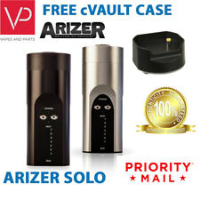ARIZER SOLO PORTABLE VAPE | COLOR AVAILABLE | FREE CVAULT CASE
