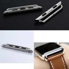 B100 Metal Watch Band Strap Connector Adapter Connection For Apple Watch 42MM