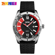 Men Watches SKMEI Casual Men Quartz Sports Wristwatch Silicone Strap Male watch`