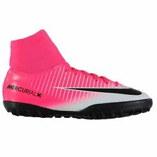 Nike Mercurial Victory Artificial Grass Trainers Juniors Pink/Blk Soccer Shoes