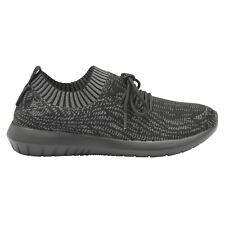 Gola Evolve Trainers Mens Black/Charcoal Sports Shoes Sneakers