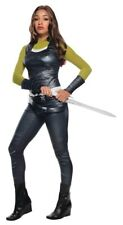 Gamora Deluxe Adult Women's Costume Guardians Of The Galaxy Infinity Avengers