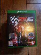 Collectable Microsoft Xbox One Games. W2K16. Bargains.