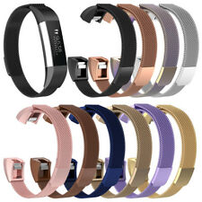 For Fitbit Alta HR ACE Watch Wristband Stainless Steel Replacement Fitness Strap