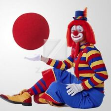 Foam Clown Nose Circus Party Halloween Costume Prop Cosplay Simulated Wholesale