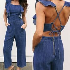Sexy Ladies Jumpsuit Striped Women Summer Casual Sleeveless Romper Fashion New
