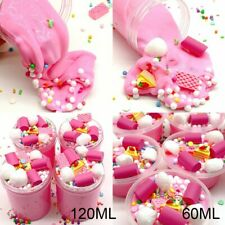 Cloud Cake Milk Puff Squishies Mud Slime Putty Scented Stress Clay Sludge Toy PZ