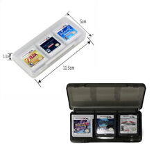 6 in1 Plastic Game Card Storage Holder Case Cover Box 3DS DSI DS NDS HGUK