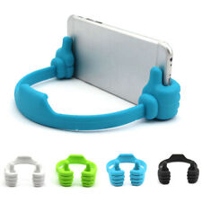 Universal Thumb Mobile Cell Phone Stand Mount Holder for iPhone Samsung Tablet