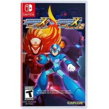 Mega Man X Legacy Collection 1 & 2 Standard Edition Nintendo Switch + Pixal Pals