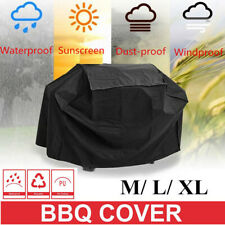 BBQ Protective Cover Water Resistant Barbecue Party Gas Grill Protection M/L/XL