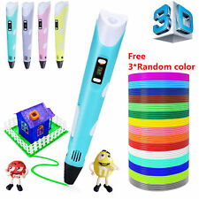 3D Printing Pen 2nd Crafting Doodle Drawing Arts Printer Modeling PLA/ABS BEST W