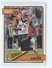 2018 Panini Classics Red Back Parallel Football Card Pick (Including RC) /299
