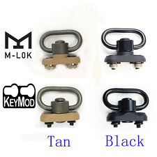 QD Sling Swivel Adapter Rail Mount Kit For M-LOK /Keymod Handguard SLING ADAPTER