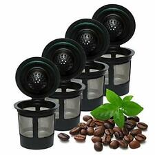 Reusable K Cups For Keurig 2.0  1.0 Brewers Universal Fit For Easy To Use Refil