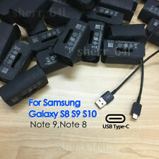 S10 Cable for Samsung Galaxy S8 S9 Plus Fast Charger USB Type-C Cable OEM lot
