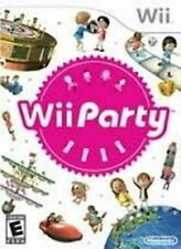 Wii Party - Authentic Nintendo Wii Game