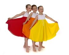 CHILDS LYRICAL DANCE DRESS all colours & for all ages