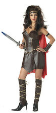 NEW Women Heroric Warrior Queen Zena Halloween Costume