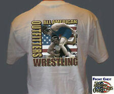 Wrestling All American Outfitters Wrestle T-Shirt