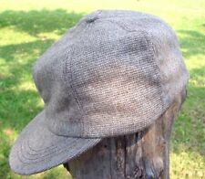 NEW WOOLRICH HAT CAP THINSULATE GRAY TWEED WOOL EF PICK