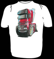 KOOLART TSHIRT - RENAULT MAGNUM - ALL SIZES AVAILABLE