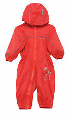 REGATTA PUDDLE  SUIT KIDS BREATHABLE WATERPROOF ALL IN ONE RAINSUIT CHILDS SUIT