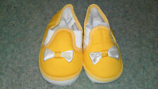 NEW BABY GIRLS PRETTY BOW SHOES 3-6 12-18 MONTHS