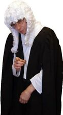Victorian/Edwardian JUDGE/BARRISTER GOWN & WIG COSTUME
