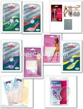 Peep toe Gel 1/2 insoles Open toe Shoes High Heels New