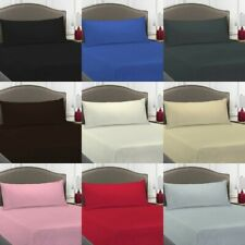5FT KING SIZE BED BOLSTER CASE PREGNANCY PILLOW COVER ONLY ANY COLOUR FROM LIST