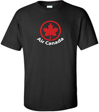 Air Canada Canadian Airlines Vintage Logo T-Shirt